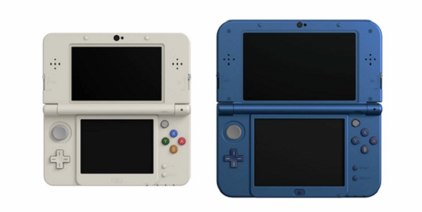 new Nintendo 3DS models