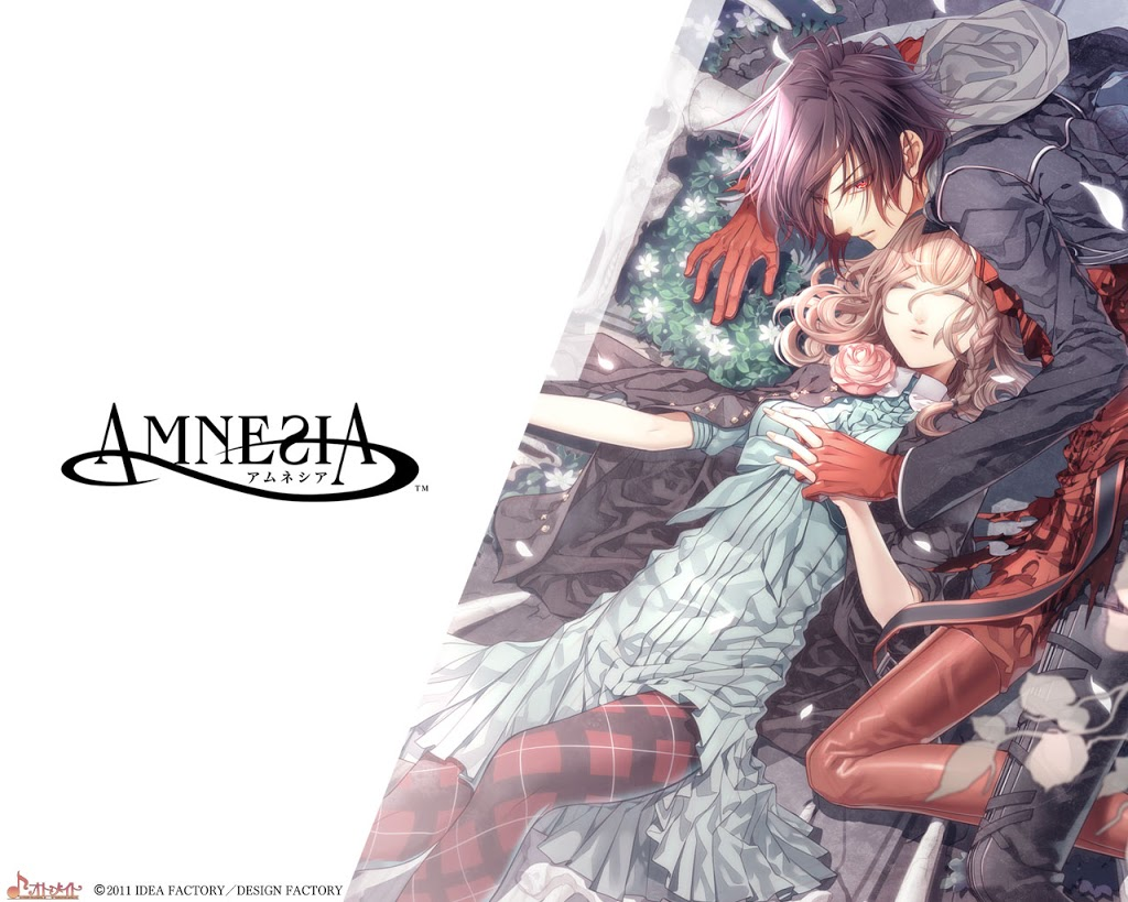 Otome Game Amnesia Memories Is Coming Out In English