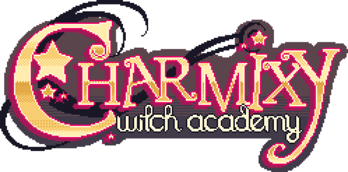 Charmixy: Witch Academy logo