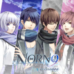 Norn9 Var Commons Vita wallpaper