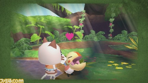 Monster Hunter Diaries: Poka Poka Airou Village DX Yian Kut-Ku baby