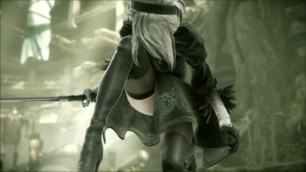 Nier 2 E3 2015 screenshot