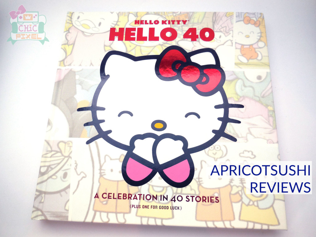 Hello Kitty Hello 40 book cover