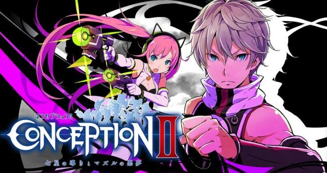 Conception 2 key art