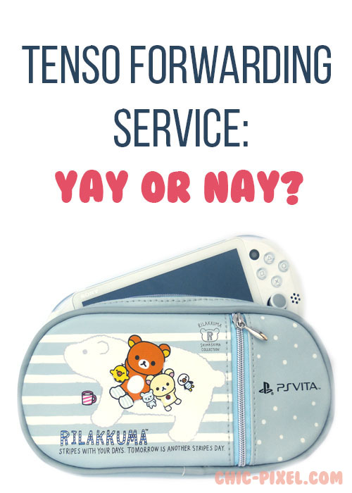 Tenso Forwarding Service Yay or Nay