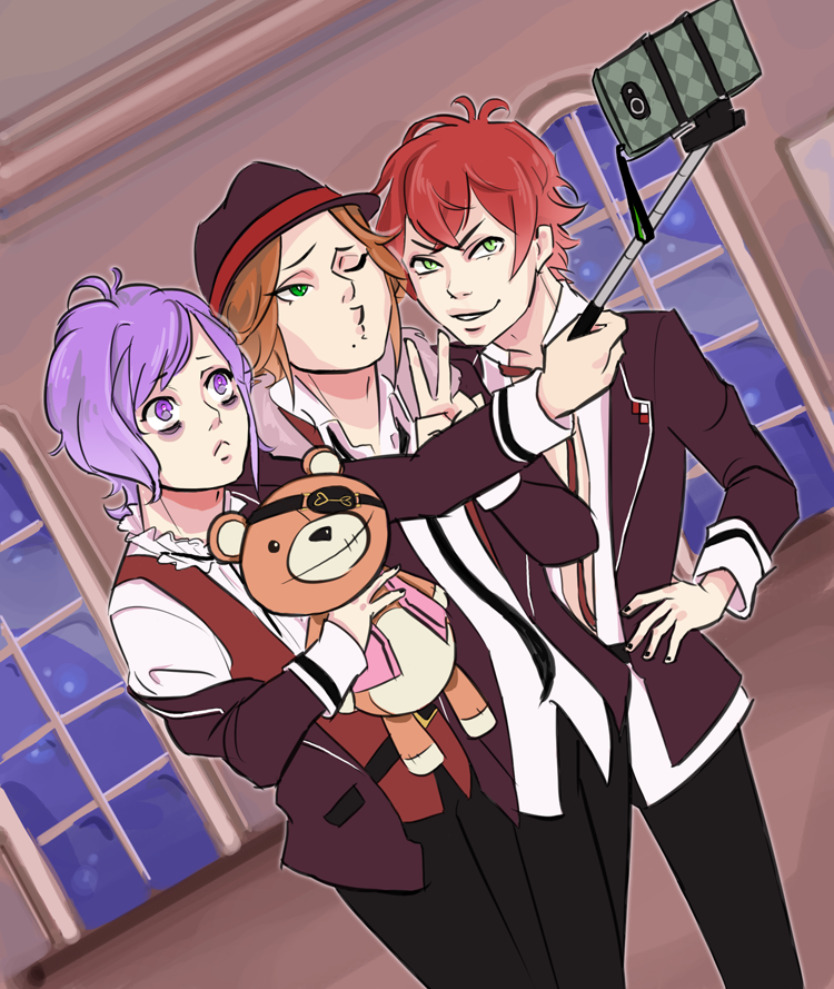 Diabolik Lovers Fanart