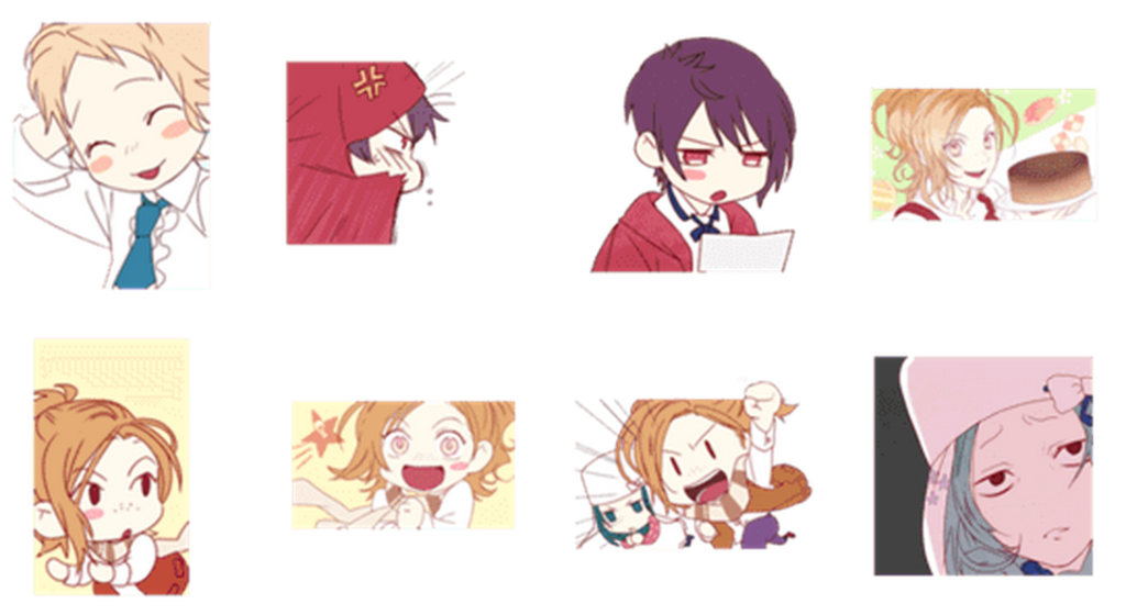OZMAFIA!! Line Stickers