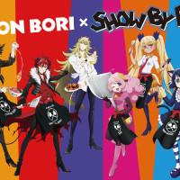 Dohton Bori x Show By Rock collaboration