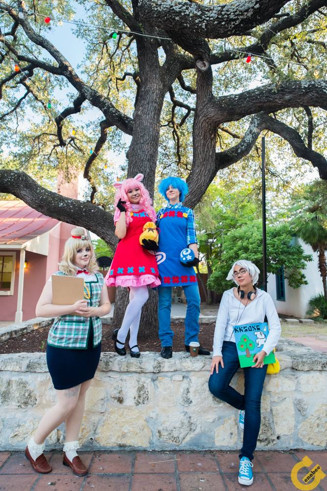 XO Mia Animal Crossing Cosplay