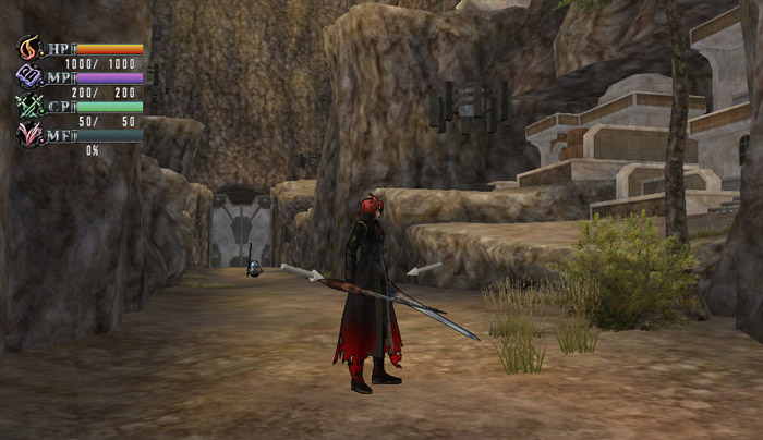 The Last Rebellion screenshot