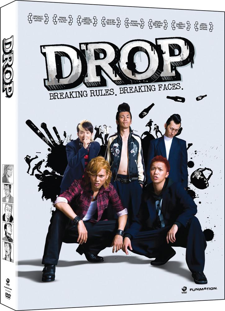 Drop Japanese DVD
