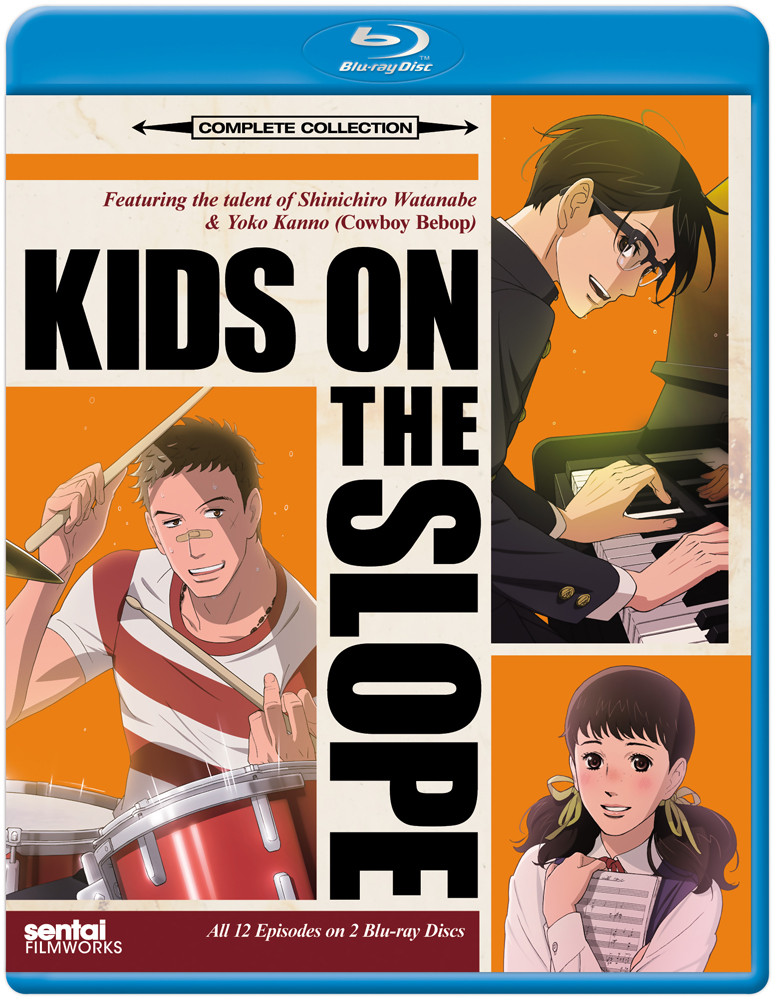 Kids on the Slope Blu-ray