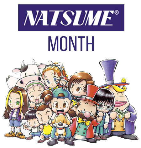 Natsume Month Chic Pixel Community Game Along