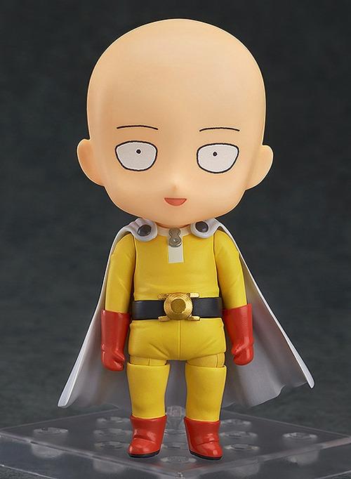 One Punch Man Saitama Nendoroid Preorder