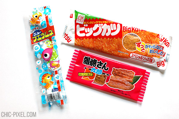 Oyatsu Cha Cha Cha Japanese snack subscription box snacks and candy