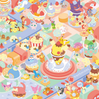 Pokemikke Okashi no Machi Candy Town