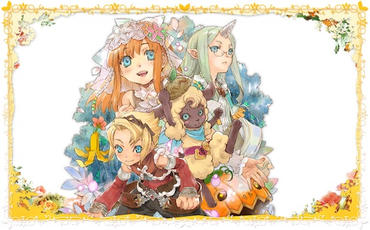 Rune Factory 3 key art