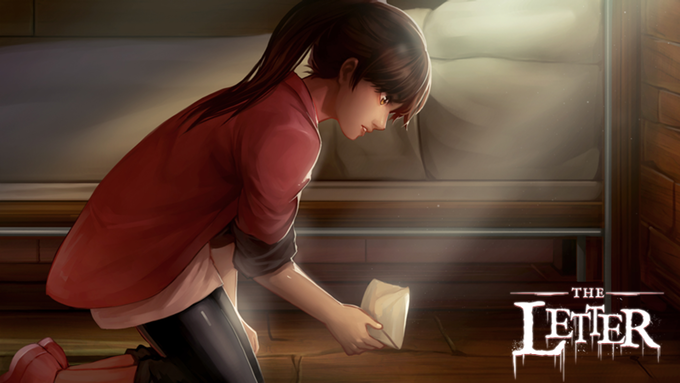 The Letter Kickstarter Horror Visual Novel