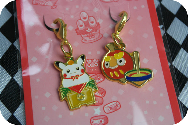 Pokemon 2016 new year charm