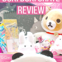 Doki Doki Crate Subscription Box Review