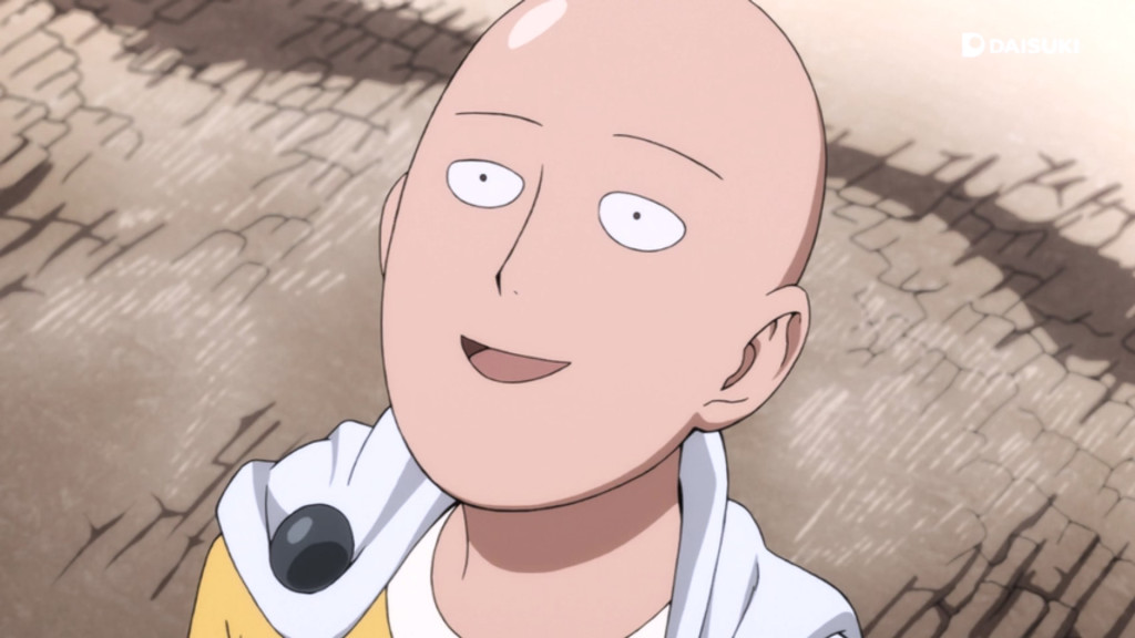 One Punch Man Screenshot