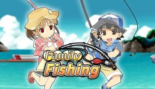 Family Fishing 3DS