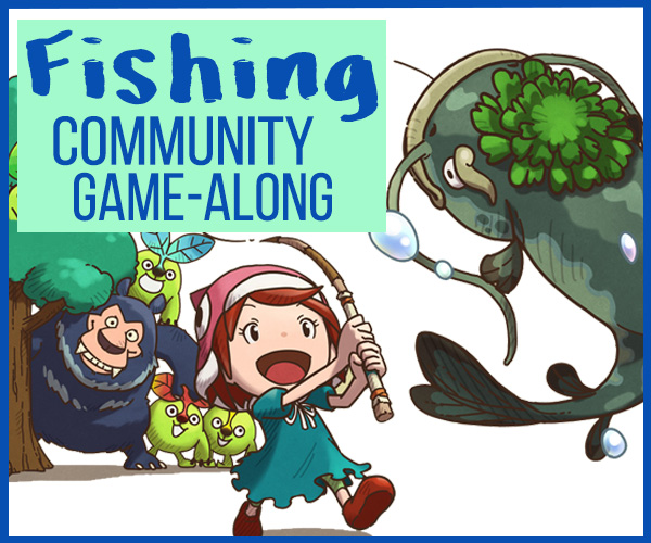 Fishing Community Game-Along