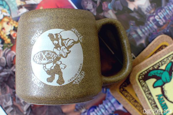 Odin Sphere Leiftrasir Famitsu DX pooka kitchen mug