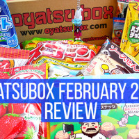 OyatsuBox Japanese snack subscription review February 2016