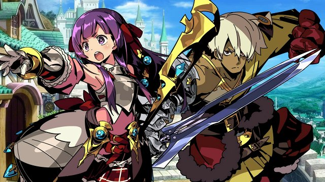 Etrian Odyssey Untold 2 The Fafnir Knight