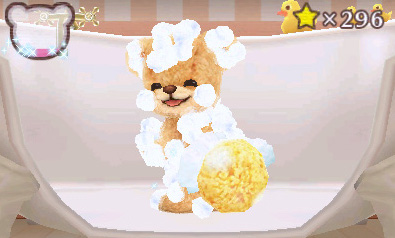 Kuma Tomo Teddy Together English screenshot