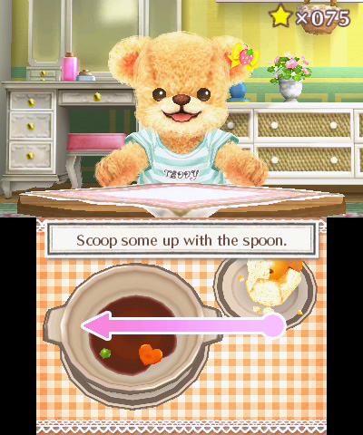 Teddy Together Screenshot food