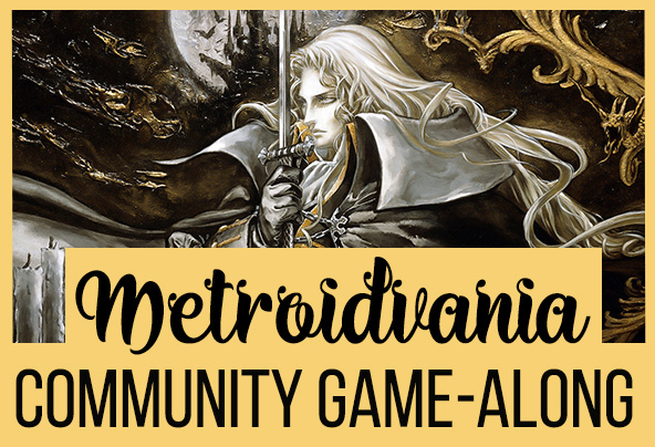 Metroidvania Community Game-Along