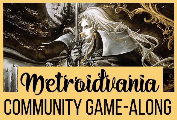 Metroidvania Community Game-Along