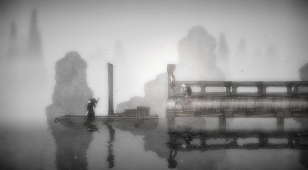Salt and Sanctuary PS4 screenshot