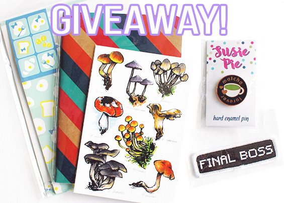 Shop Susie Pie Giveaway