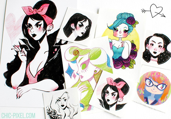 Shop Susie Pie stickers