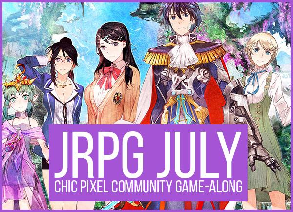 JRPG July 2016