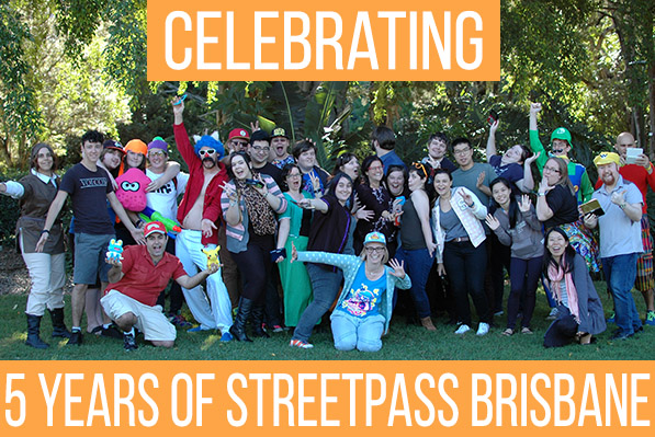 Celebrating 5 Years of StreetPass Brisbane