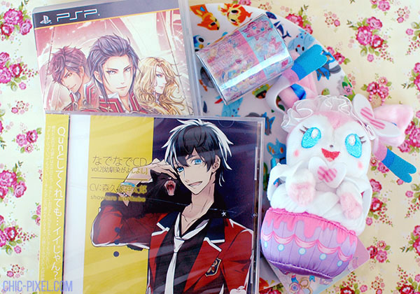 Swooning Over Musketeer, Pokemon merchandise, and more