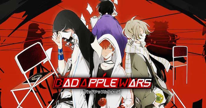 Bad Apple Wars promo art