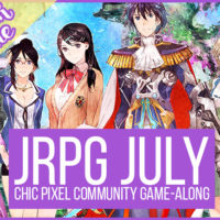 JRPG July 2016 Week One