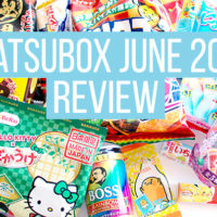 OyatsuBox June 2016 Review Chic Pixel