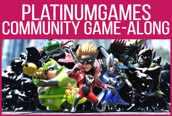 PlatinumGames Community Game-Along