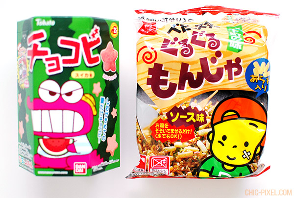 OyatsuBox July 2016 Dagashi Edition snacks 6