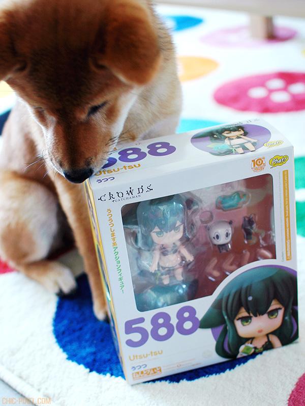 Swooning Over Utsutsu Nendoroid Puppy
