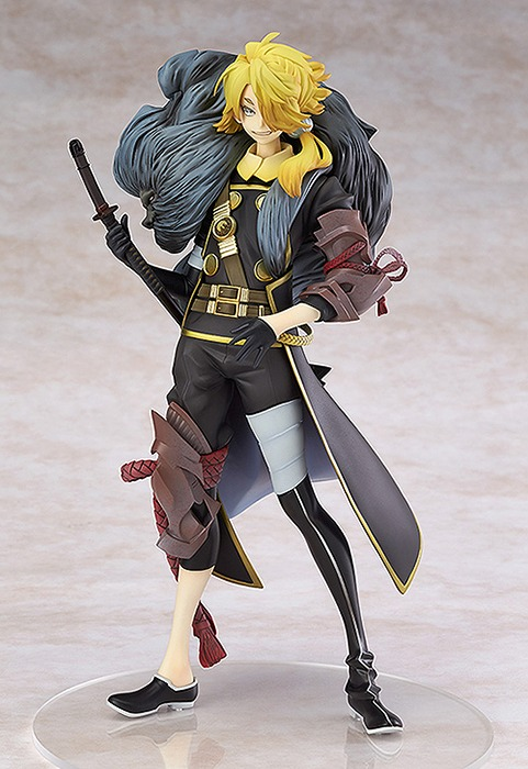 Touken Ranbu 1/8 scale Shishiou figure Orange Rouge