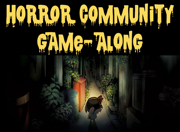 Horror Community Game Along Chic Pixel