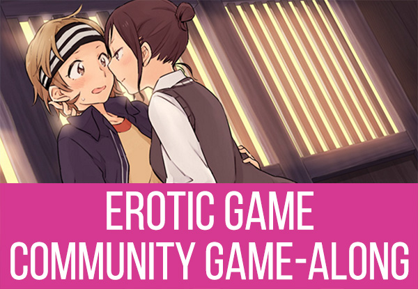 Erotic Game Community Game-Along