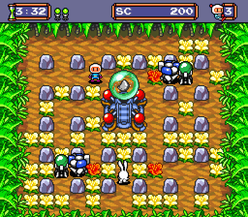 Bomberman 94 screenshot